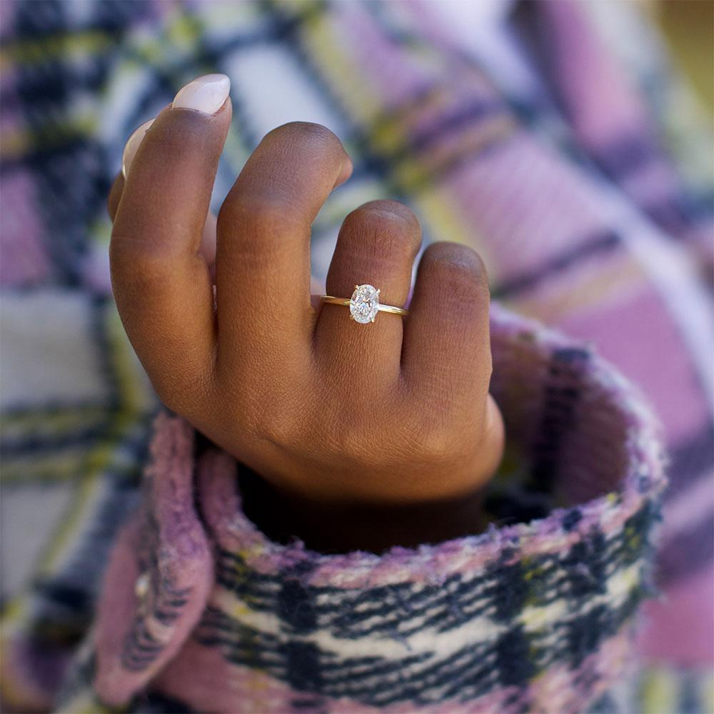 1 carat oval